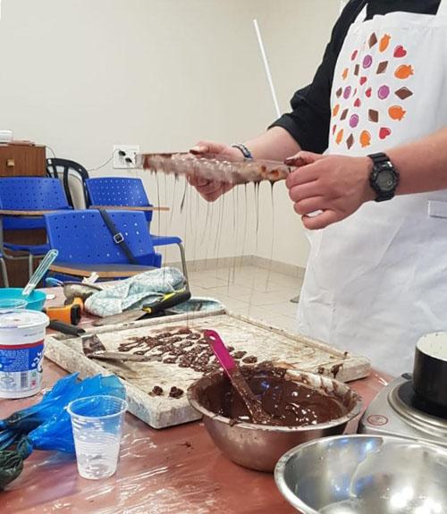 השוקולד של שבתי (צילום: פרטי)