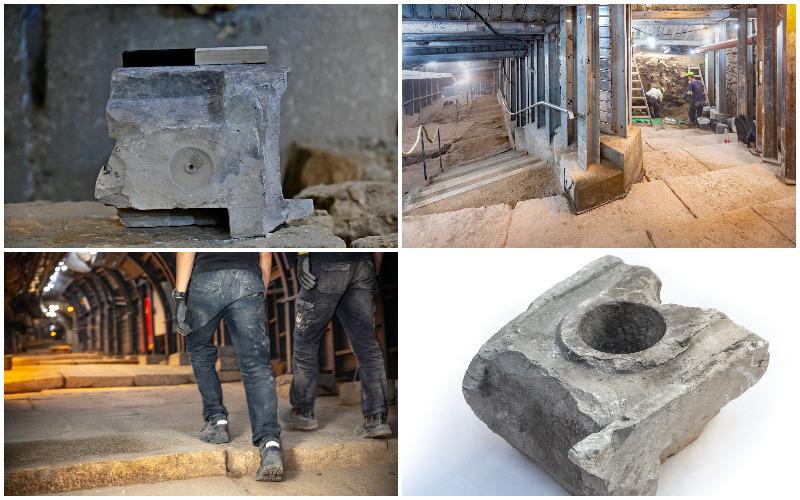 מחנה יהודה פינת בית שני: האם התגלתה כיכר השוק מתקופת בית שני?