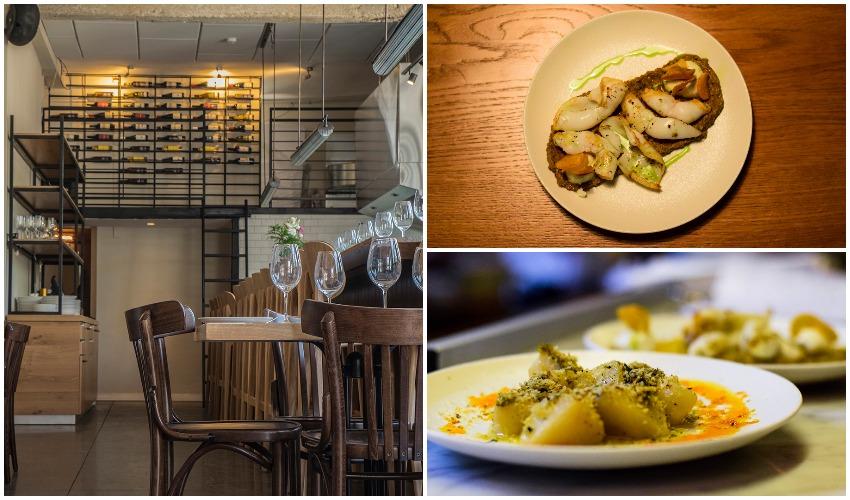מסעדת פרימיטיבו (צילומים: אפיק גבאי, מתן סעדיה)
