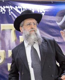 הרב דוד יוסף (צילום: אמיל סלמן)