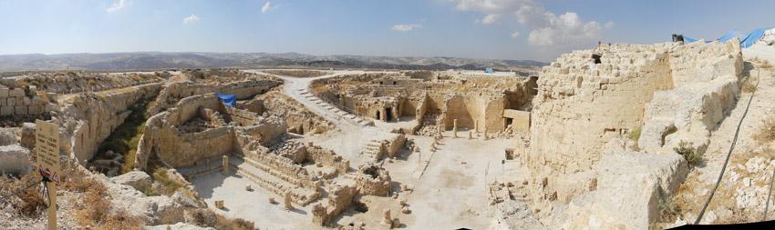 ההרודיון (צילום: Eitan Ya'aran, מתוך ויקיפדיה)