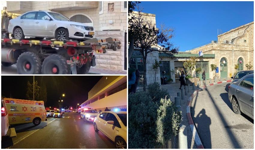 """(צילומים: דוברות המשטרה, תיעוד מבצעי מד""""א)"""