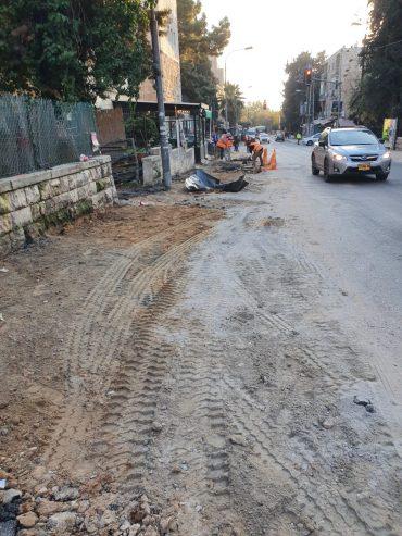 רחוב עזה (צילום: דוברות התעוררות)