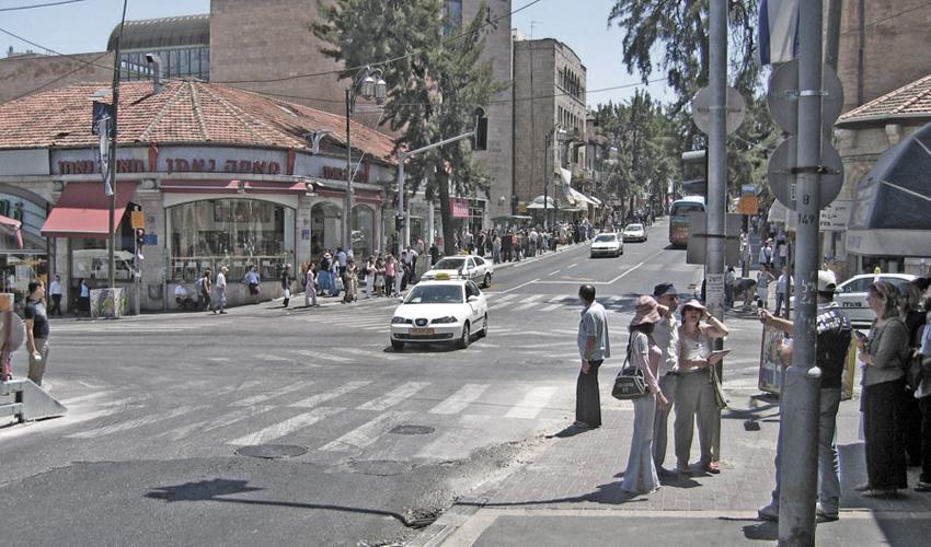 צומת האיקסים (צילום: תמר הירדני, מתוך ויקפדיה)