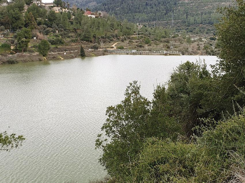 סכר בית זית (צילום: שלמה יהושע)