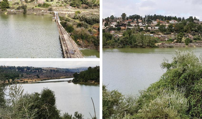 סכר בית זית (צילומים: שלמה יהושע)