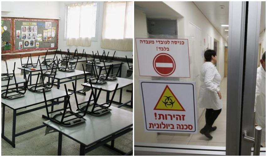 הירושלמים הצביעו ברגליים – שיעורי נוכחות נמוכים בחלק מבתי הספר בעיר