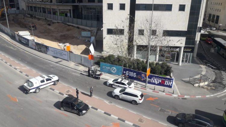 רחוב ירמיהו (שלומי הלר)