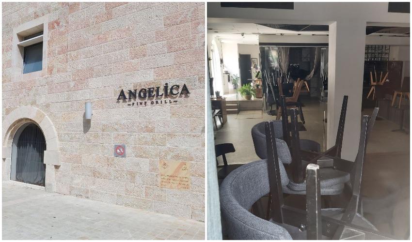 מסעדת אנג'ליקה (צילומים: פרטי)