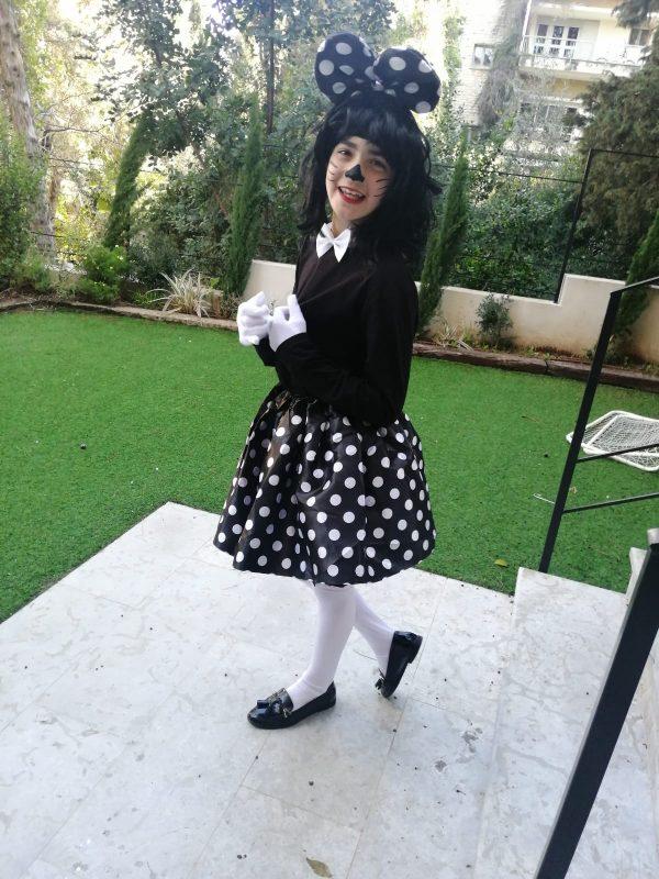 עומר גמיש מבית הספר זיו (צילום: פרטי)