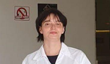 אנה צ'רניך, אחות בקופת חולים מאוחדת (צילום: באדיבות מאוחדת)