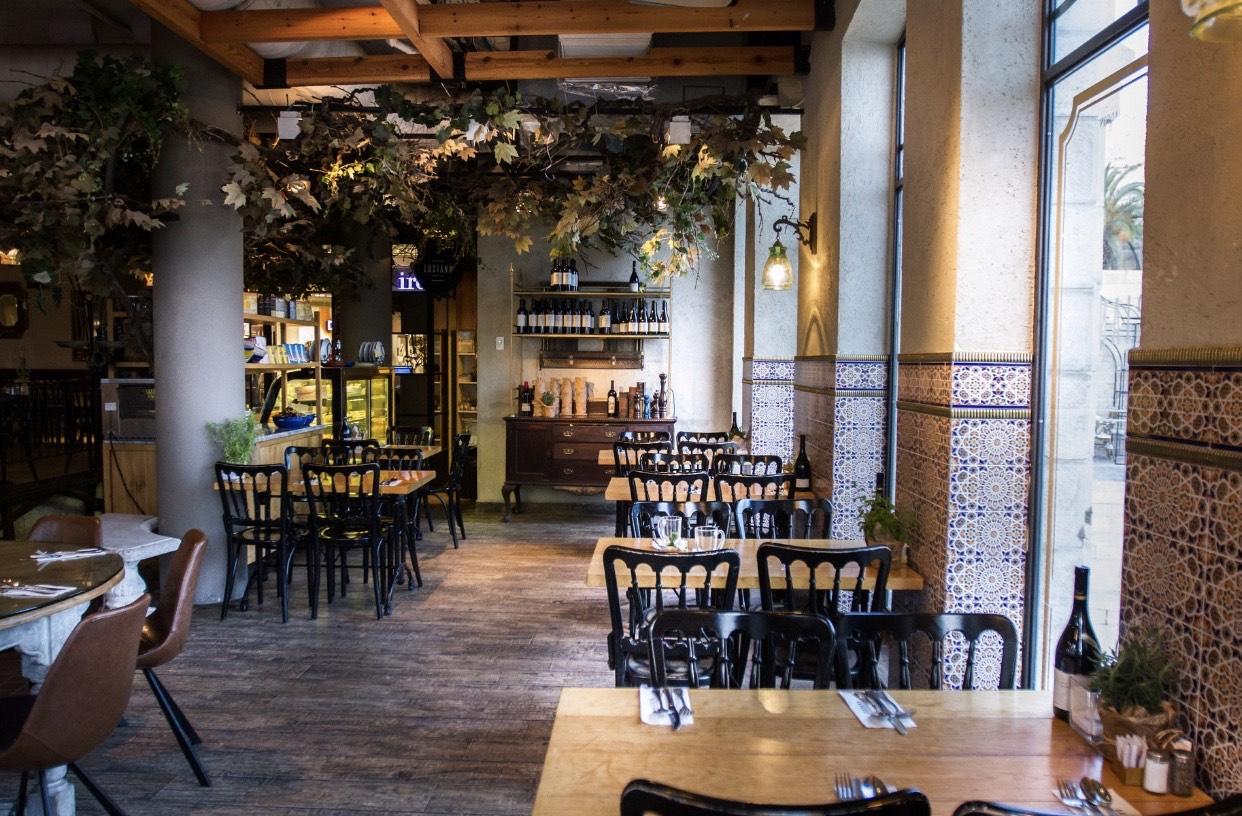 מסעדת לוצ'אנה (צילום: מתוך דף הפייסבוק של מסעדת לוצ'אנה)