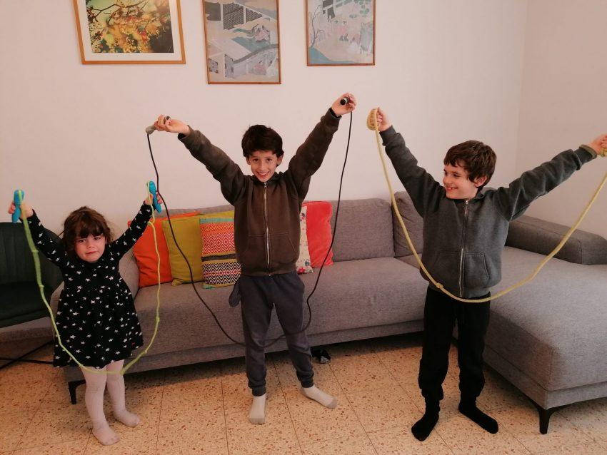 רותי המאמנת | פעילות ספורטיבית לכל המשפחה לימי הקורונה