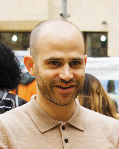 עמית אהרנסון (צילום: אסף קרלה)