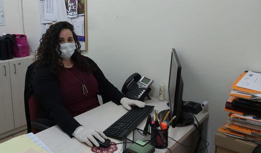 חן פרי, עובדת סוציאלית (צילום: פרטי)