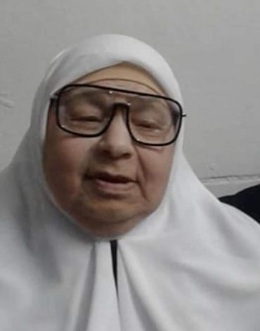 נוואל אבו חומוס, תושבת עיסאוויה נפטרה מקורונה (צילום: פרטי)