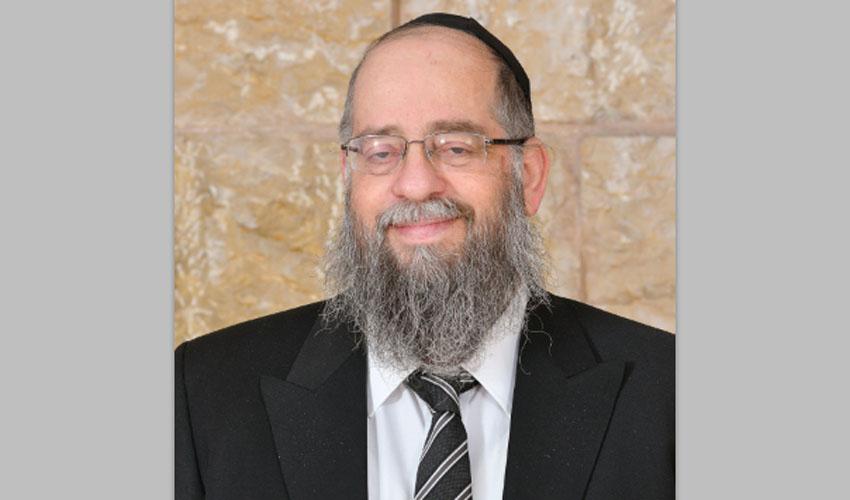 """הרב ישעיהו הבר ז""""ל (צילום: פרטי)"""