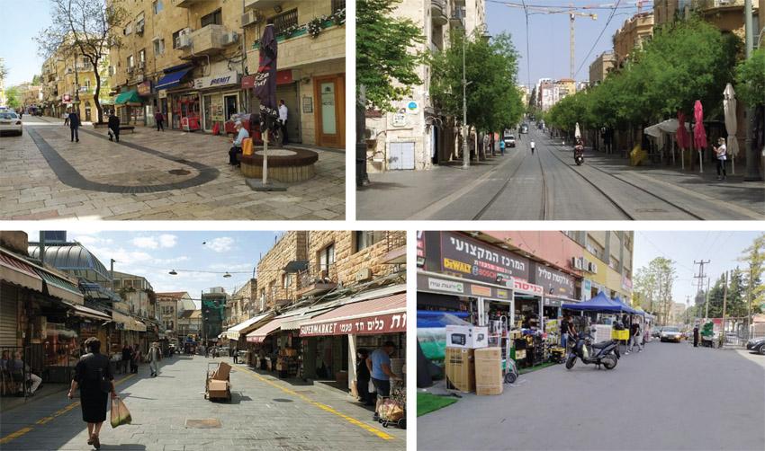 המלחמה של העסקים בירושלים