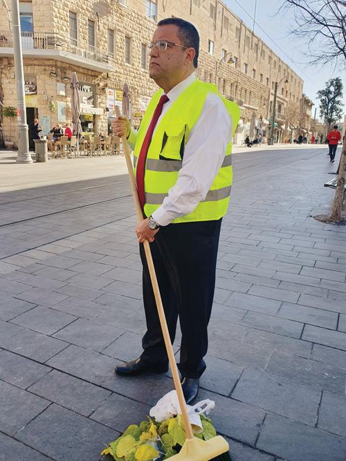משה ליאון (צילום: דוברות העירייה)