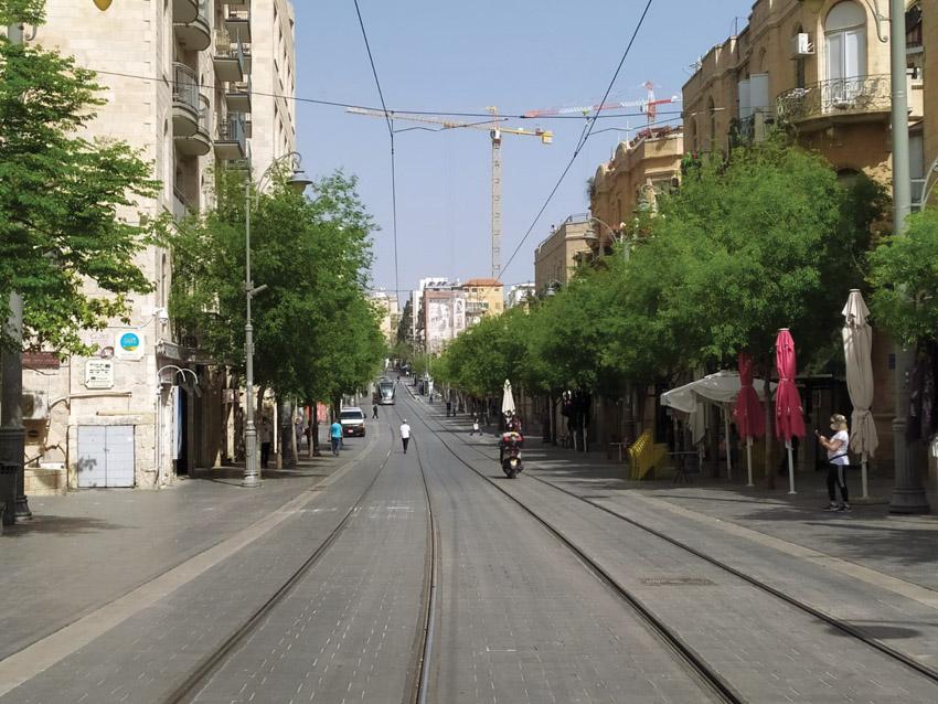 מרכז העיר (צילום: שלומי הלר)
