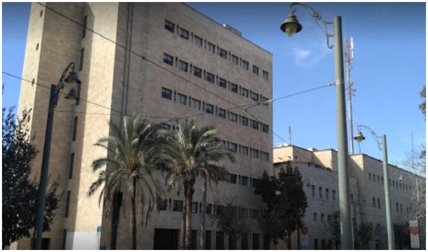 בניין שירות התעסוקה ברחוב יפו 21 (צילום: גוגל מפות)