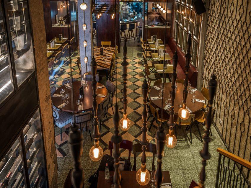 מסעדת ג'קו סטריט (צילום: אנטולי מיכאלו)
