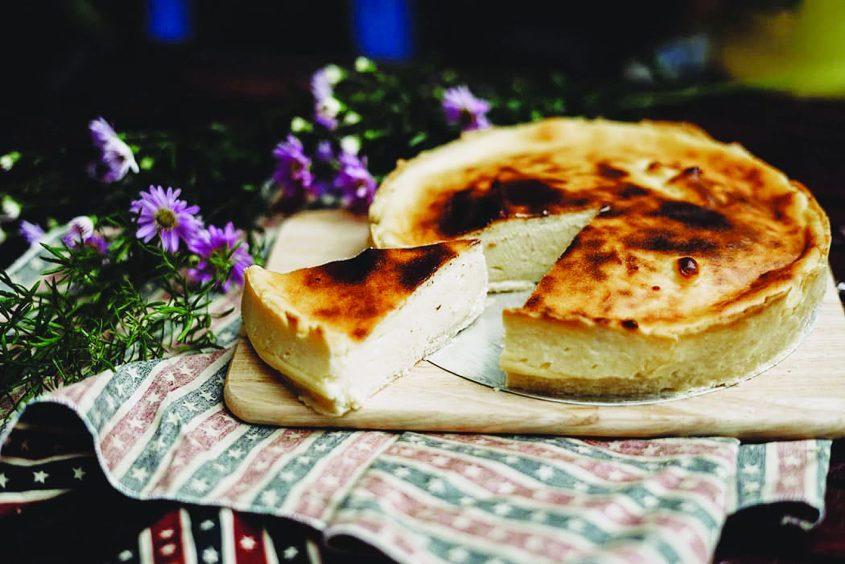 עוגת הגבינה של טלי פרידמן (צילום: פרטי)