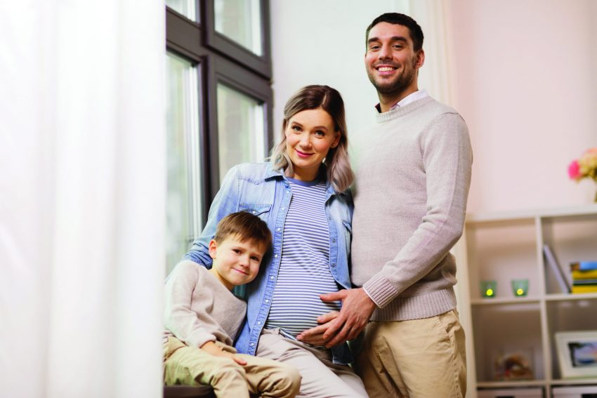 משפחה (אילוסטרציה: א.ס.א.פ. קריאייטיב INGIMAGE)