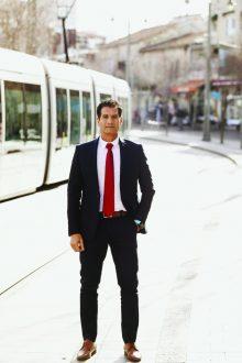 עופר משולם מנהל מאוחדת במחוז ירושלים (צילום: שלומי כהן)