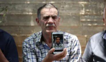 אביו של איאד אלחלאק (צילום: אוהד צויגנברג)