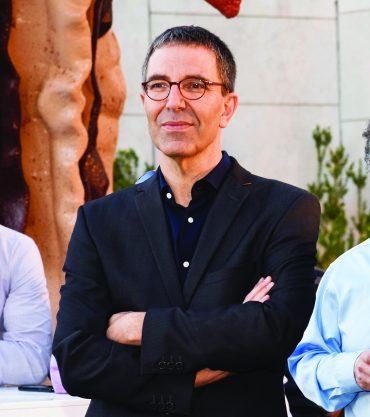 """עידו ברונו, מנכ""""ל מוזיאון ישראל (צילום: מוזיאון ישראל ירושלים)"""
