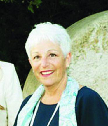 """מנכ""""לית מוזיאון ארצות המקרא אמנדה וייס (צילום: עודד אנטמן)"""