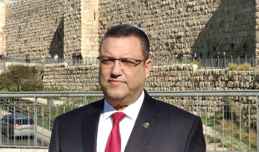 ראש העיר משה ליאון (צילום: דוברות העירייה)