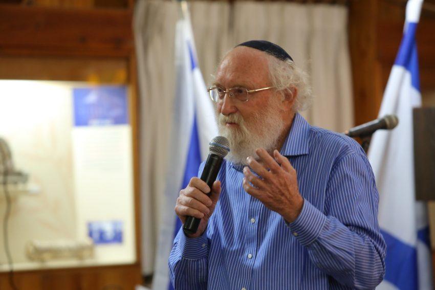 בני גל, אימון יהודי (צילום: ששון תירם)