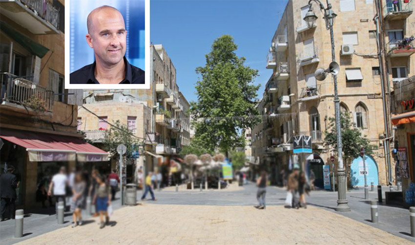 מרכז העיר, אבי זיתן (צילומים: ארנון בוסאני,בני בכר)