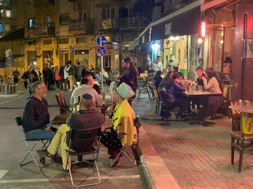מדרחוב שוק מחנה יהודה (צילום: רון ירקוני יחסי ציבור)