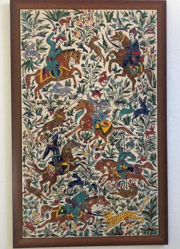 """תערוכת """"ארמנים בירושלים, מוזיאון הטבע (צילום: באדיבות מוזיאון הטבע)"""