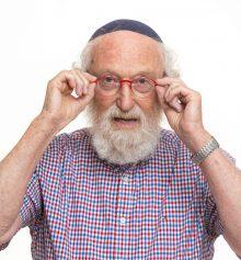 בני גל, אימון יהודי (צילום: אבישג שאר ישוב)