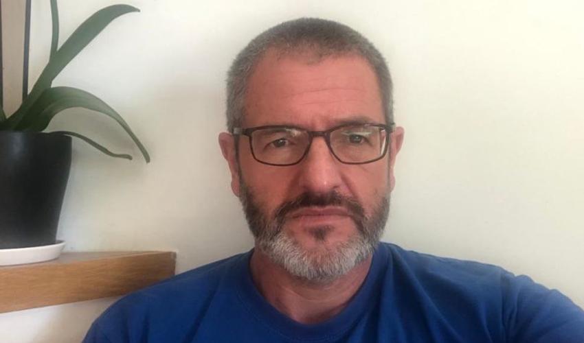 דני ליבוביץ, מנהל תיכון הגמנסיה העברית ירושלים (צילום: פרטי)