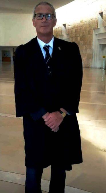"""עו""""ד גרי ספייסר (צילום: פרטי)"""