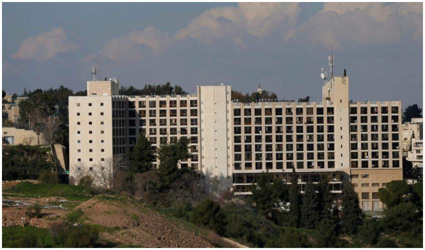 מלון דיפלומט (צילום: AMMAR AWAD/רויטרס)