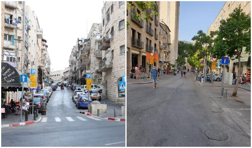 פרויקט המדרחובים: רחובות השוק יישארו פתוחים בימי שישי