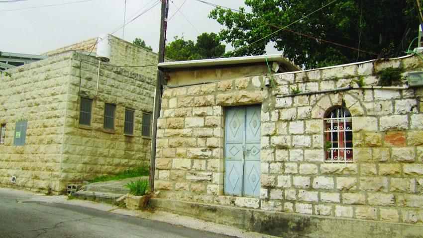 """דיר יאסין (צילום: ד""""ר אדם אקרמן)"""