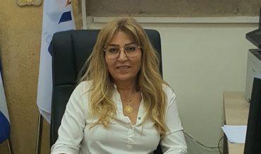 דפנה טל, מנהלת לשכת התעסוקה בירושלים (צילום: לשכת התעסוקה בירושלים)