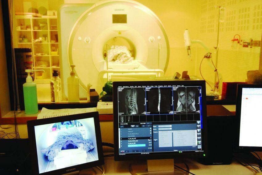 MRI (צילום שערי צדק)