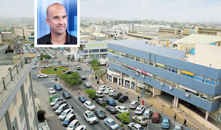 אזור התעשייה תלפיות בירושלים, אבי זיתן (צילומים: ארנון בוסאני, בני בכר)