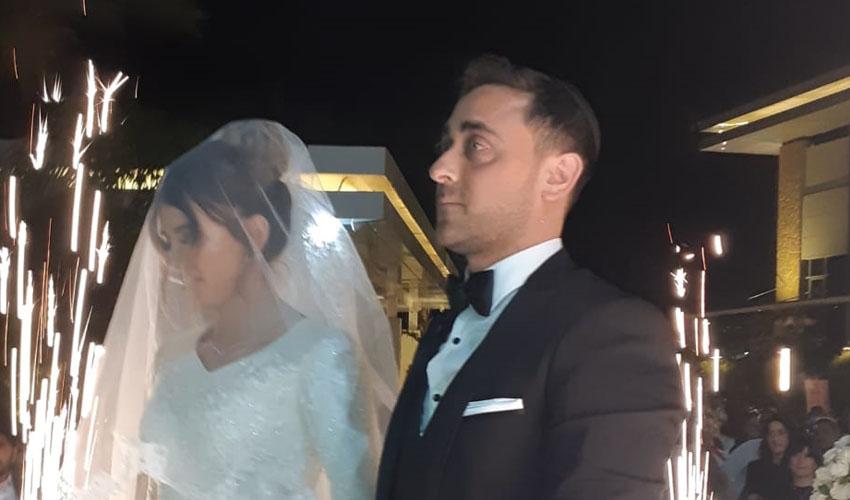 """שמואל חזן ז""""ל ביום חתונתו (צילום: פרטי)"""