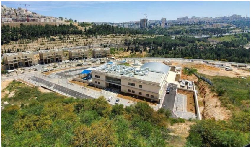 מתחם קאנטרי רמות (צילום: מתוך חוברת המכרז של עיריית ירושלים)