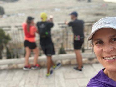 מרתון תשעה באב (צילום: יעל גודמן)