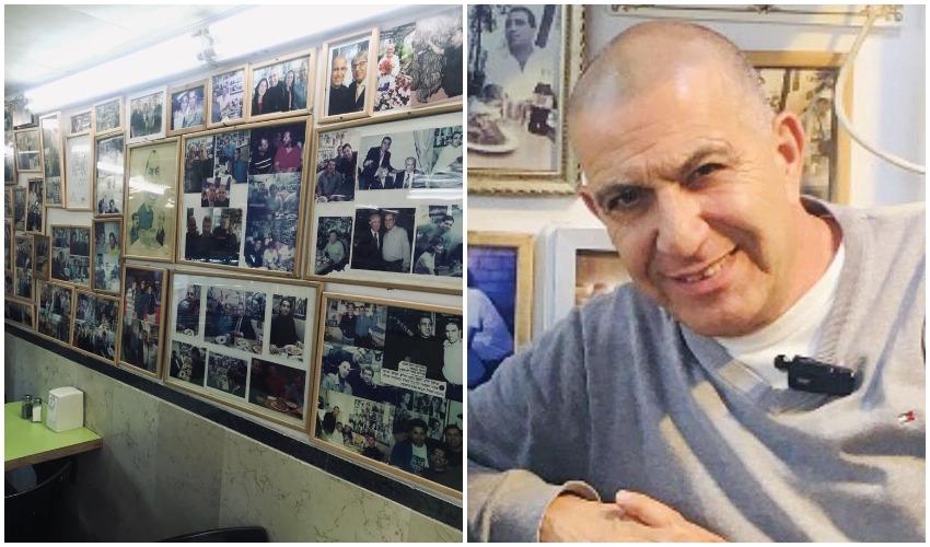 מאיר מיכה, מסעדת פינתי במרכז העיר (צילומים: עבד, מאיר מיכה)